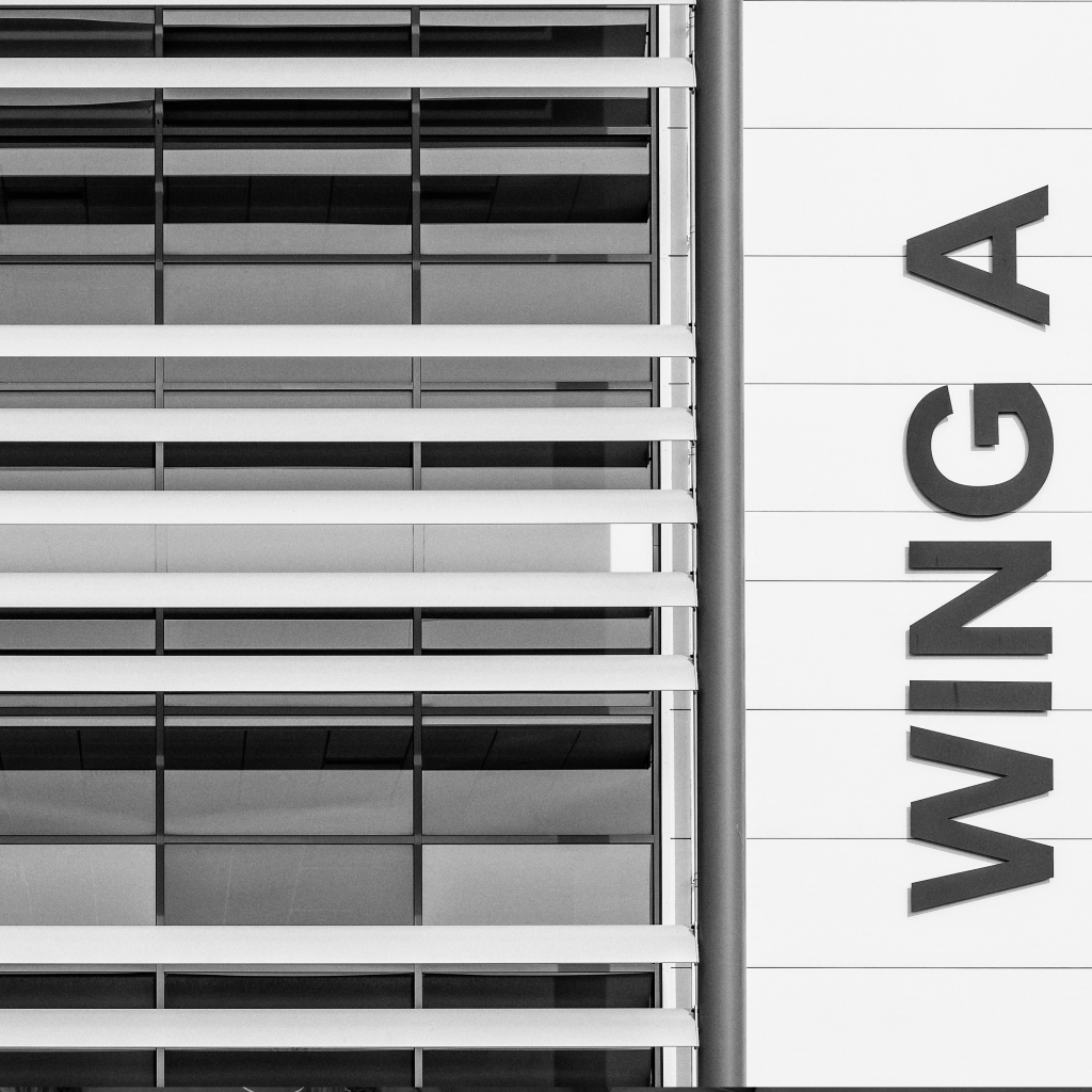 wing a